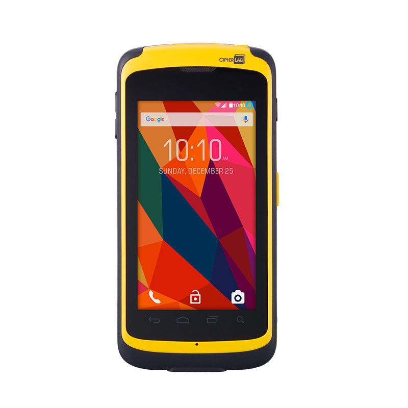 Rs50 Series Rugged Android Touch Computer Cipherlab